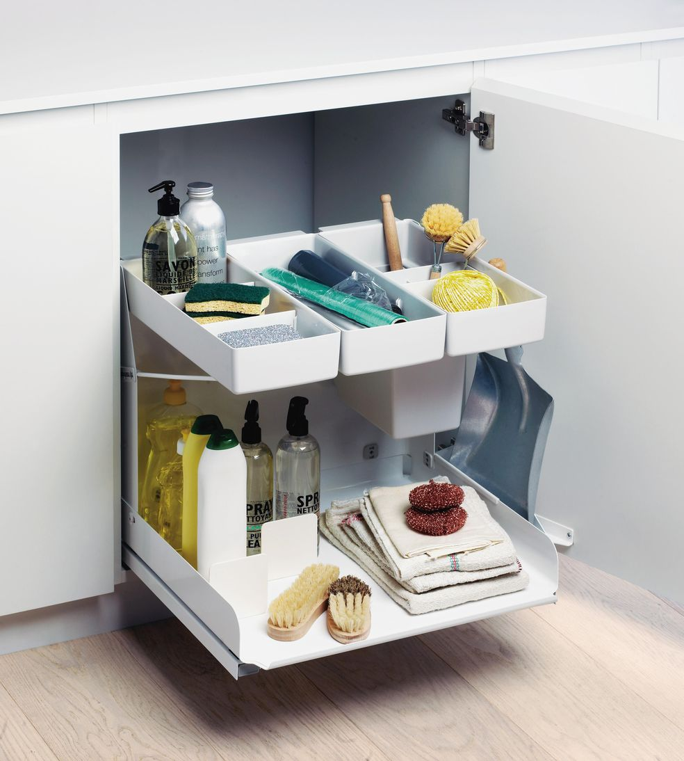Kitchen Tower Universal Pull-out